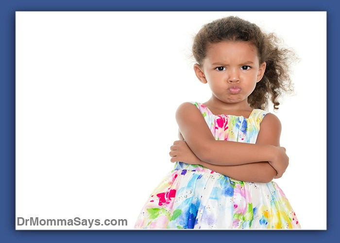 Dr. Momma discusses discipline as an important aspect of parenting and highlights the existence of toddler defiance that needs to be corrected.