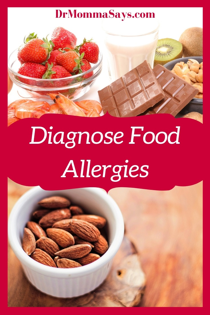 Dr. Burton discusses the difficulty in diagnosing food allergies while clearly stating the recommended tests and the non-recommended techniques.