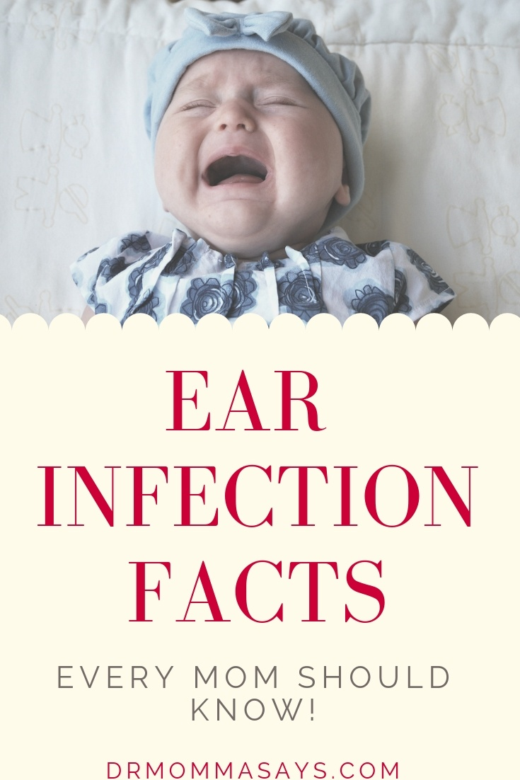 Dr. Burton, an ENT surgeon, shares 7 ear infection facts that parents will find useful when discussing their child's problem with their physician.