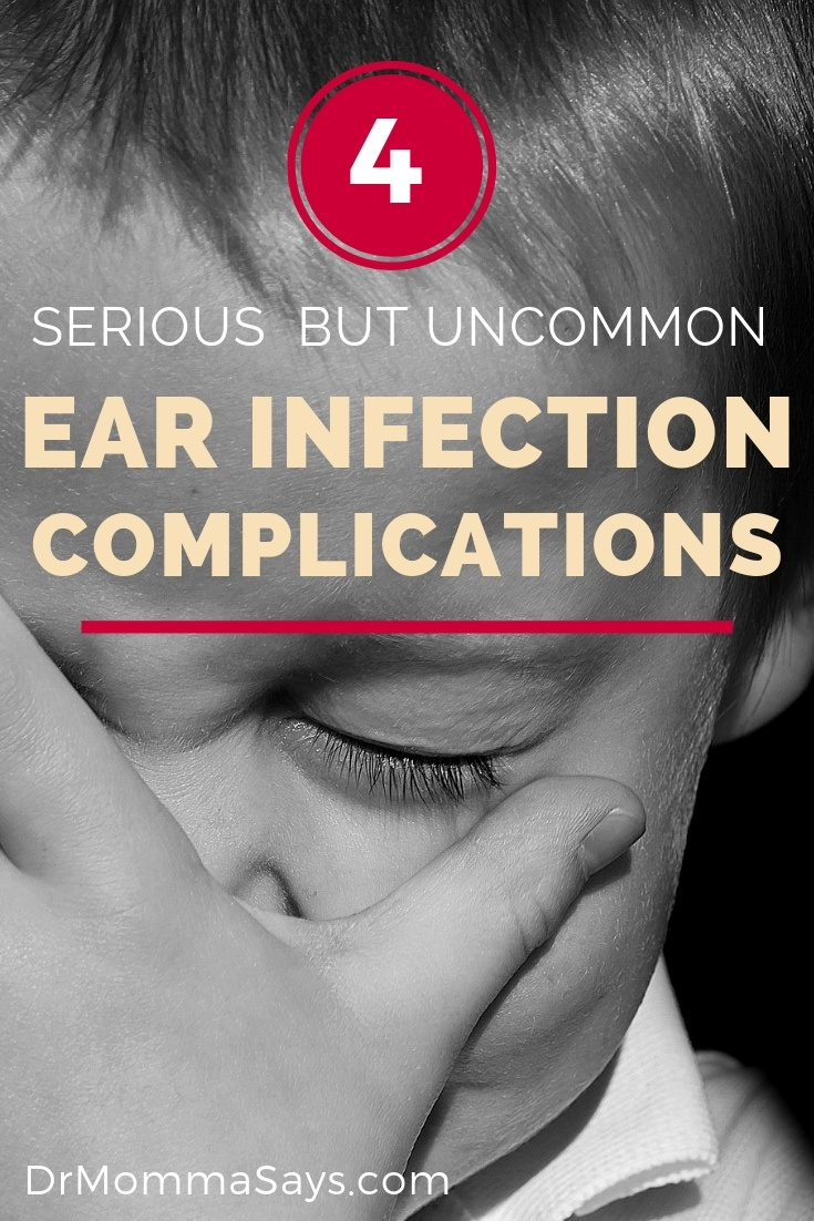 Dr. Burton, an ear surgeon, continues discussing ear infections and details how improved symptoms may hide developing serious ear infection complications.