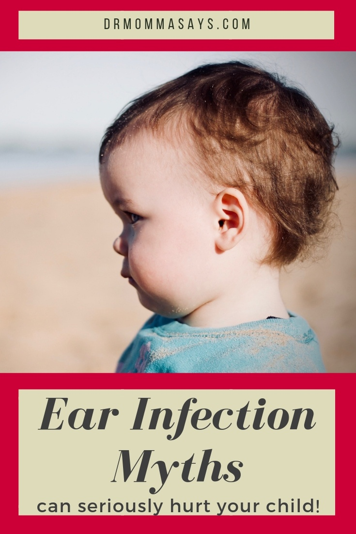 Dr. Burton, an ear surgeon, shares information about ear anatomy and the truth behind 5 of the most common ear infection myths heard in her practice.