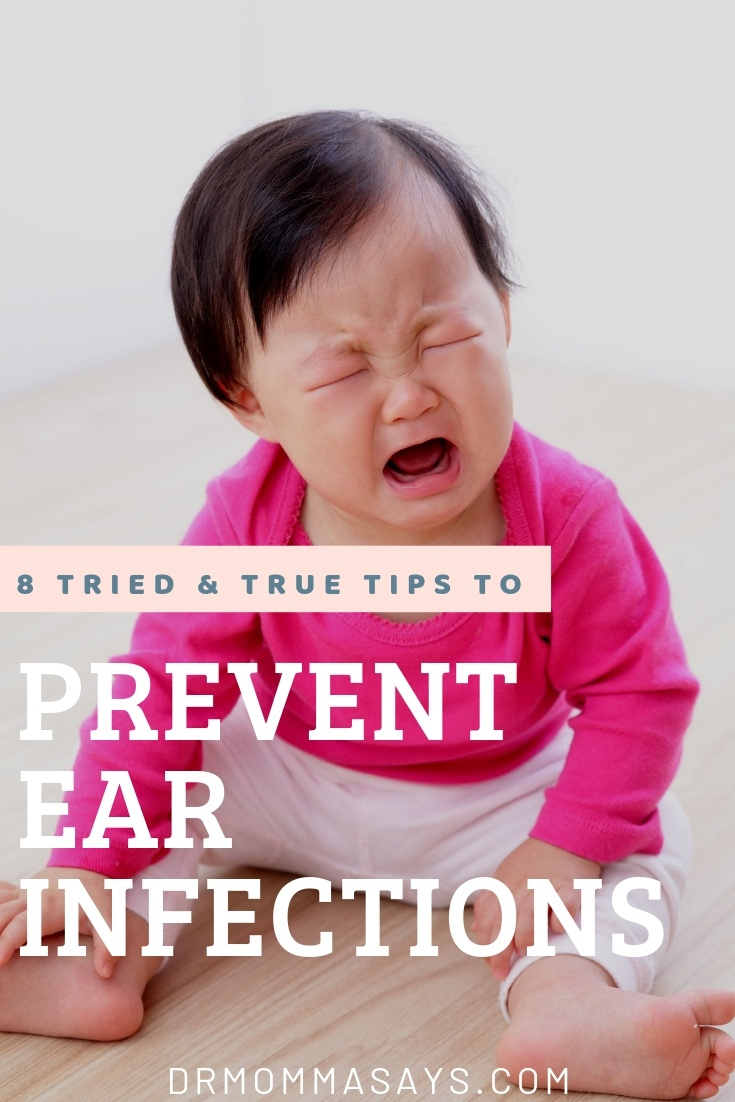 Dr. Burton, an ear surgeon, shares more ear health information and addresses 8 practical tips parents may use to reduce ear infections in their kids.