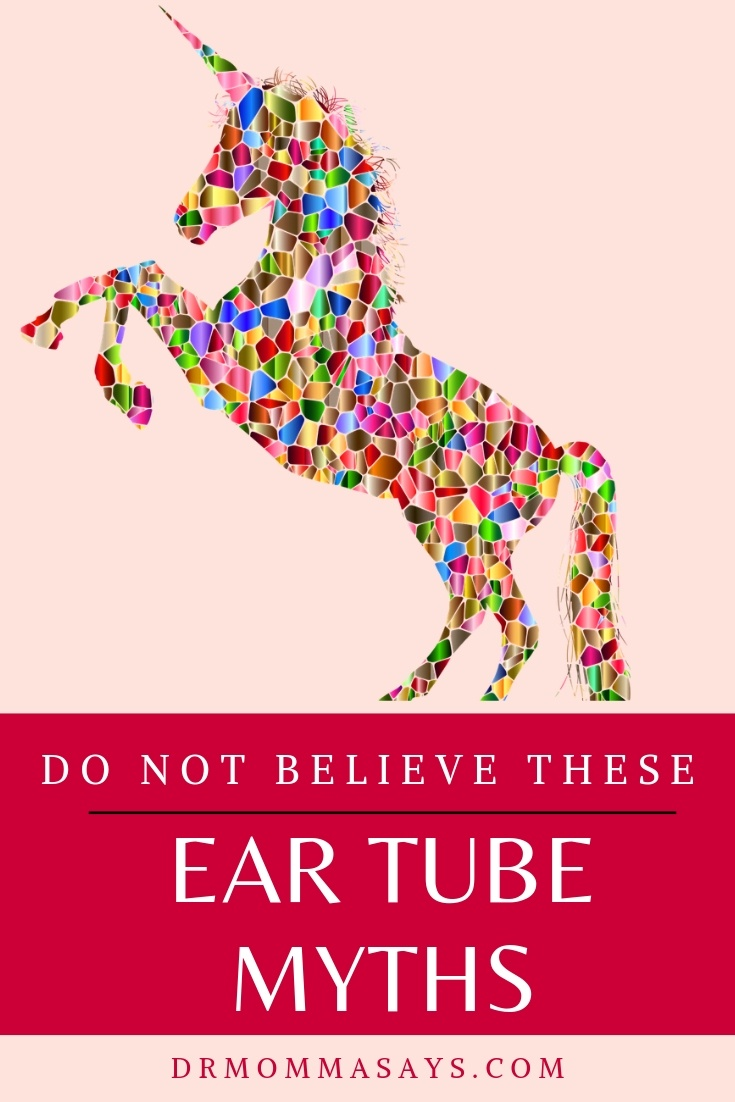 Dr. Burton shares the top 5 ear tube myths that the majority of her patient families believe about ear tube surgery and provides correct information.