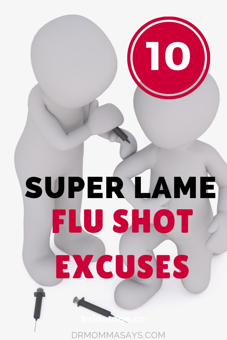 Dr. Burton discusses the importance of vaccines in saving lives and highlights the top 10 lame flu shot excuses which keep people from becoming vaccinated.