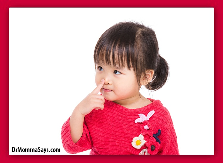 Dr. Momma lists and discusses 12 well-known causes of nasty nosebleeds in kids which can become recurrent and may need treatment of underlying problems.