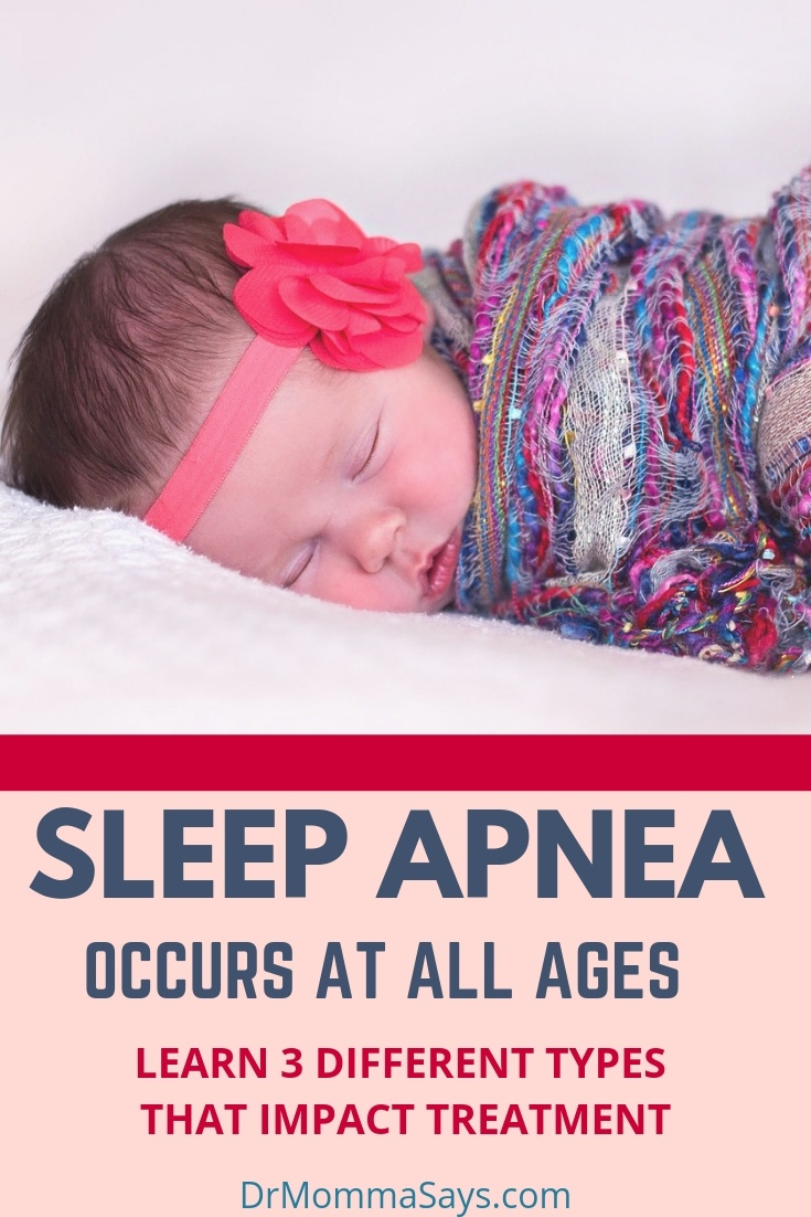 Dr. Burton discusses sleep apnea and shares how it may impact health but also makes clear distinctions between the 3 different sleep apnea types.