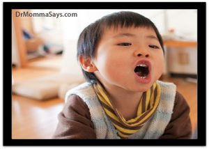 Dr. Momma continues her discussions about nasal congestion and mouth breathing and now focuses on long-term consequences of mouth breathing.