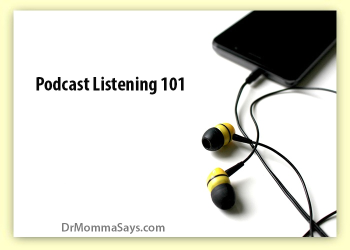 Dr. Deborah Burton is launching her podcast and seeks to help people to understand tips for a successful podcast download and easy listening experience.