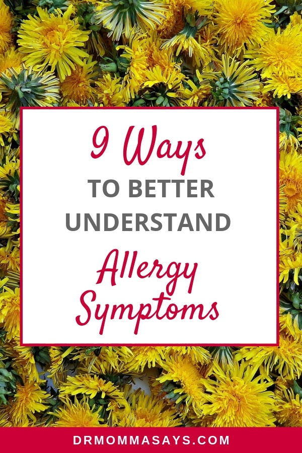 Dr. Burton shares surprising allergy symptoms that many people do not suspect and leads them to fail to properly treat the true underlying problem.