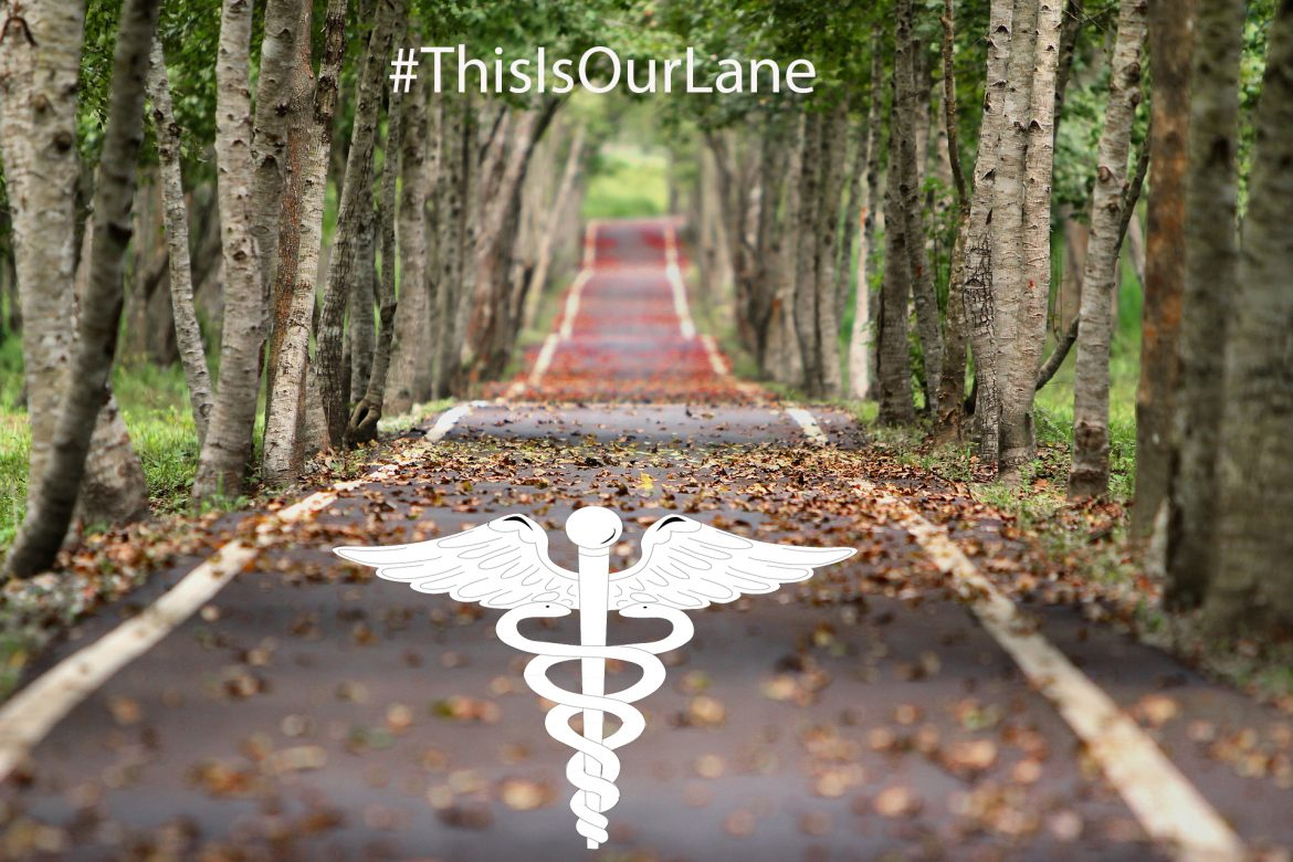 Dr. Burton knows the health consequences of gun violence and understands a physician's lane. She rejects the NRA demand that physicians stay in their lane. #ThisIsOurLane