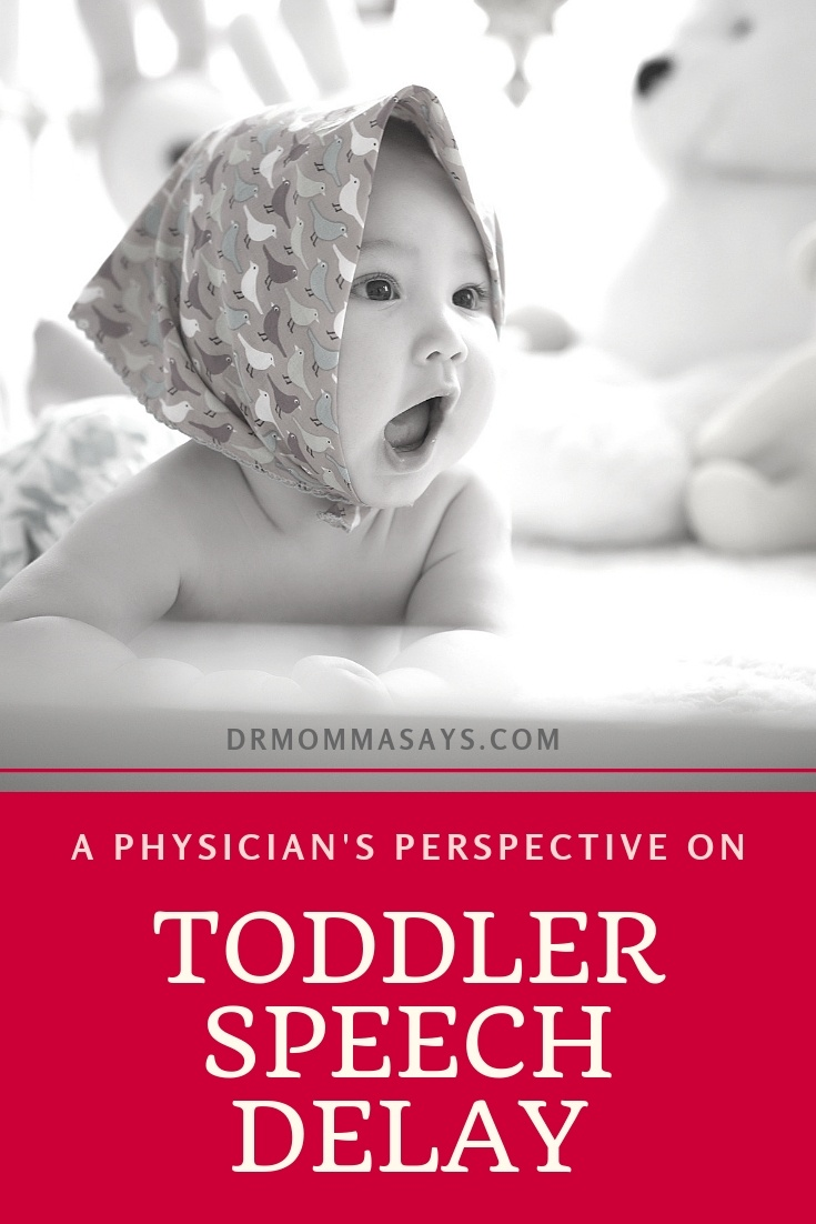 Dr. Burton shares a physician's perspective and overview of toddler speech delay, which needs to be defined and evaluated before treatment is discussed.
