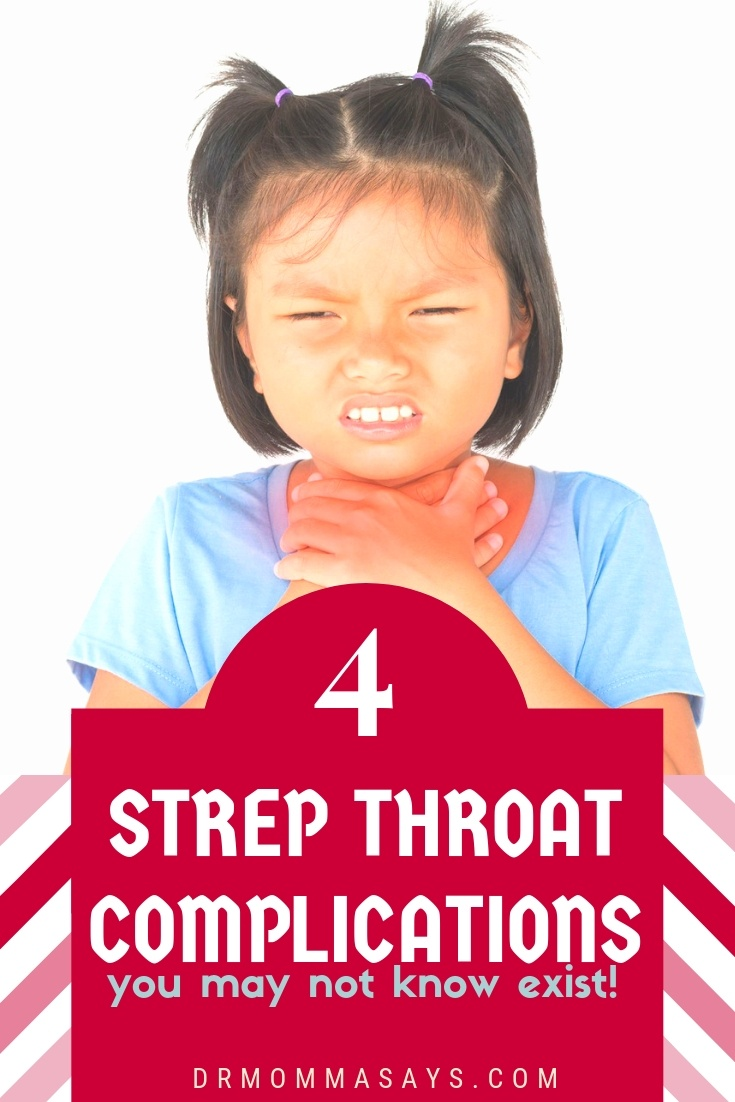Dr. Burton discusses an important cause of a sore throat and shares some potentially severe strep throat complications that everyone needs to know.
