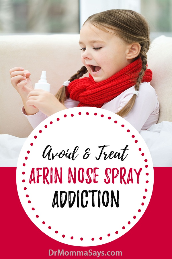 Dr. Burton discusses the use of nasal decongestion sprays and the important tips you need to avoid severe afrin addiction which worsens symptoms.