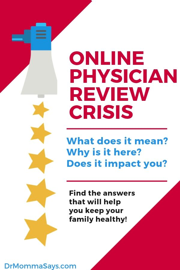 Dr. Burton shares important information about why an online physician review may be extremely unreliable and may not reveal the information you need.