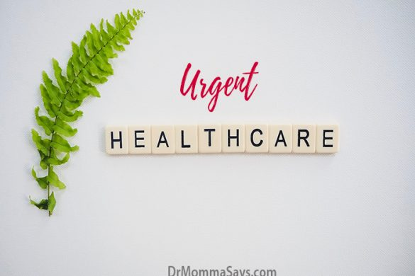 Dr. Burton discusses the value of urgent care centers to evaluate and treat health issues that suddenly arise but they should not replace your physician.