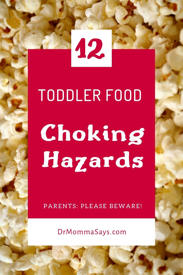 Dr. Burton shares the top 12 reasonsf for food choking hazards in kids and discusses how to prevent and treat the emergencies if they occur.