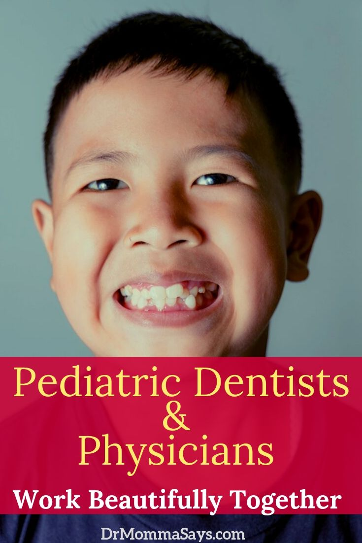 Dr. Burton shares how important it is for pediatric dentists and ENT surgeons and other physicians to work together to improve the health of kids.