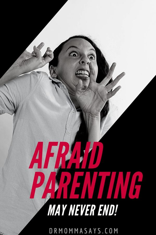 Dr. Burton shares her experiences with afraid parenting and provides tips on how to manage it while allowing your kids to thrive.