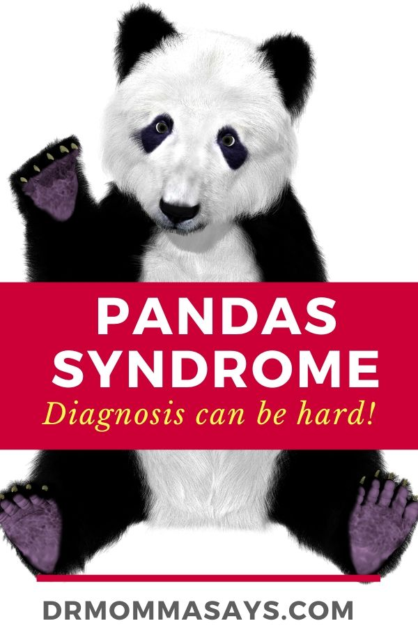 Dr. Burton shares the controversy and intense struggle to diagnose PANDAS because there is not a diagnostic test and consistent symptoms are often lacking.