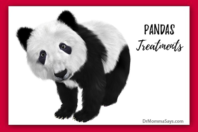 Dr. Burton previously shared the difficulty with attempts to diagnose PANDAS and now highlights why PANDAS treatments remain controverisal