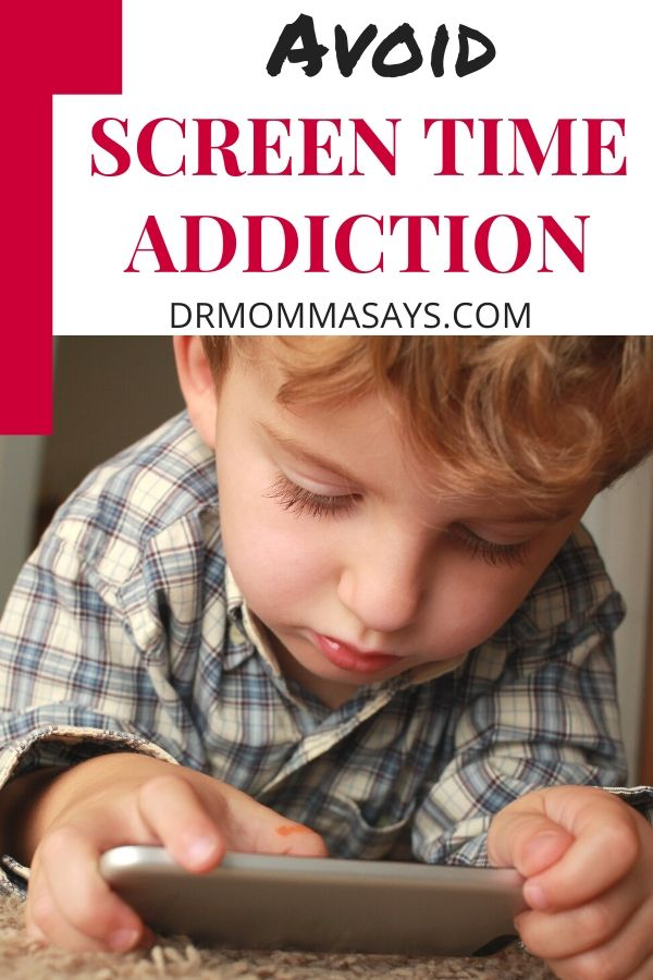 Dr. Burton continues her warnings about the impact of screen time addiction in kids and provides tips for parents to avoid the dreaded complications.