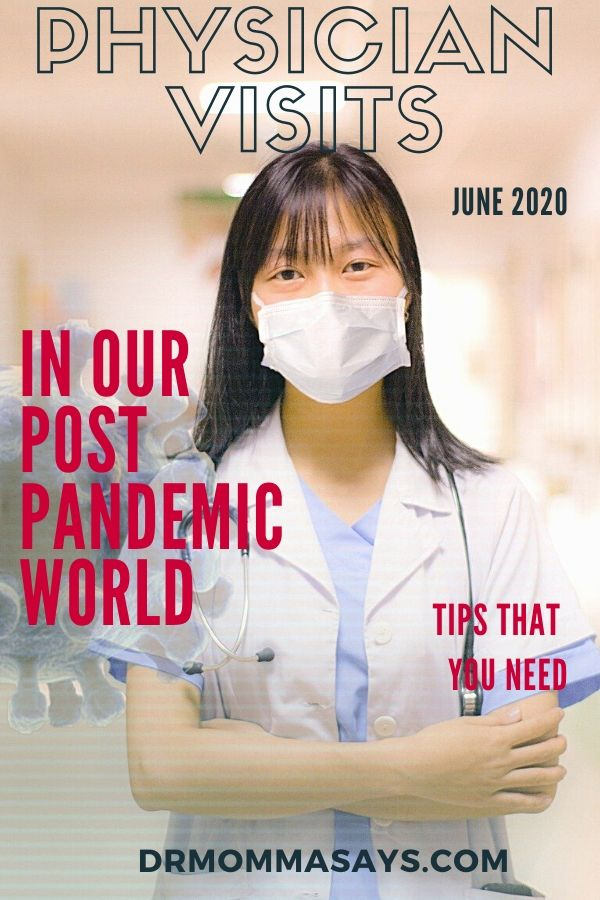 Dr. Burton shares tips that will be useful to everyone as they navigate healthcare and understand the changes in post pandemic physician visits.